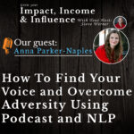 Anna Parker Naples Podcast: How to find your voice and overcome adversity using Podcasts and NLP